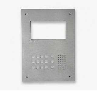Aluminium Plade bearbejdning 6